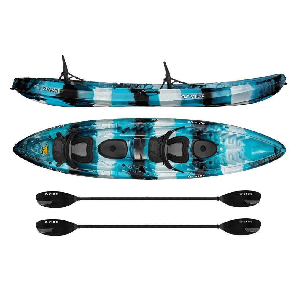 Vibe Kayaks Skipjack 120T - best kayak for the money