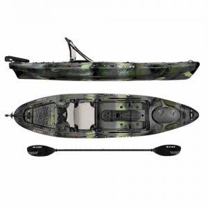 Vibe Kayaks Sea Ghost 110 - best kayak for fishing