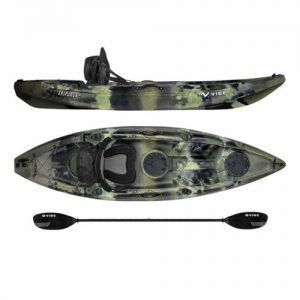 Vibe Kayaks Skipjack 90 - best kayak for fishing