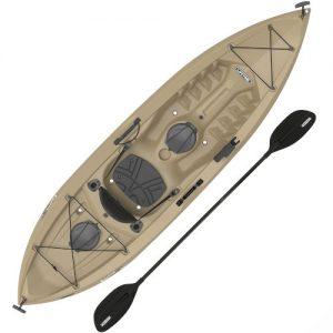 Lifetime Tamarack Angler 100 - best kayak for fishing