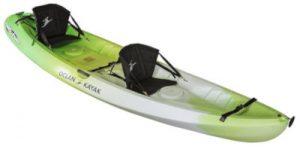 Ocean Kayak Malibu - best kayak for the money