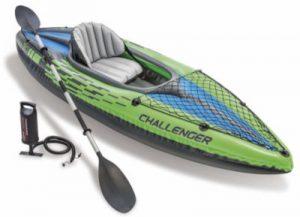 Intex Challenger K1 kayak - best kayak for the money
