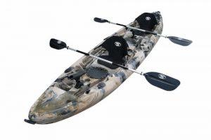 BKC UH-TK219 - best kayak for fishing