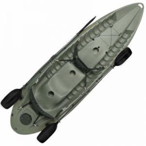 Lifetime Sport Fisher Angler 100 - best kayak for the money