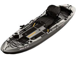 Sun Dolphin Boss SS - best kayak for fishing