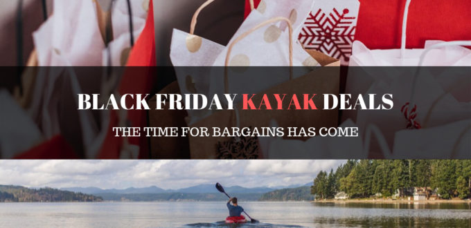 black friday kayak deals