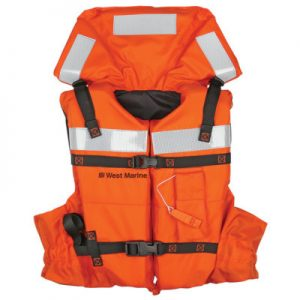 type i pfd - choosing a pfd for kayaking