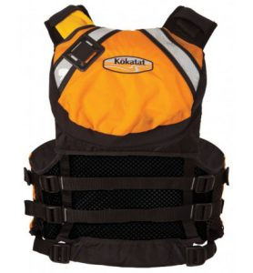 hybrid pfd - choosing a pfd for kayaking
