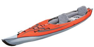 advanced elements advanced frame convertible - best kayak for lakes