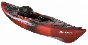 old town canoes & kayaks dirigo 106 - best kayak for lakes