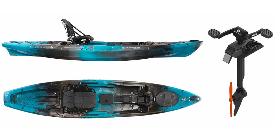 best kayak for lakes review