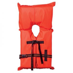 type II pfd - choosing a pfd for kayaking