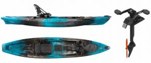 wilderness systems radar 135 - best kayak for lakes