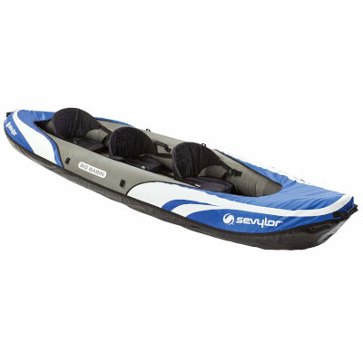 Sevylor Big Basin - best camping kayaks