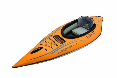 advanced elements lagoon 1 - best camping kayaks