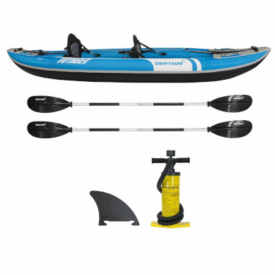 driftsun voyager - best camping kayaks
