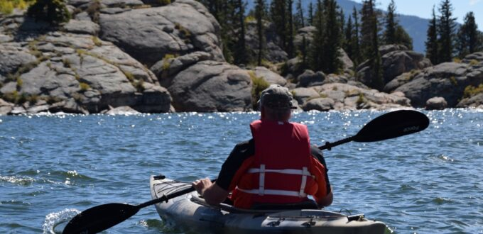 Perception Pescador Pilot 12 – Best Pedal-Drive Fishing Kayak For The Buck